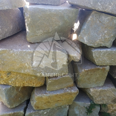 Кладочный камень 80-200мм