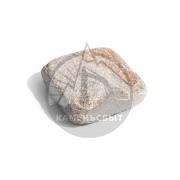 Гранитная брусчатка галтованная 100*100*20-30мм