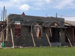 """Проект """"Дом из колотой мозайки"""""""